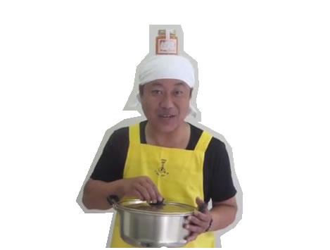 クッキングパパ友枝課長切り抜き
