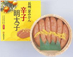 長州夏みかん明太子イメージ