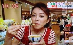 雲丹醤油卵かけご飯実食