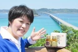角島大橋、寿、うに.