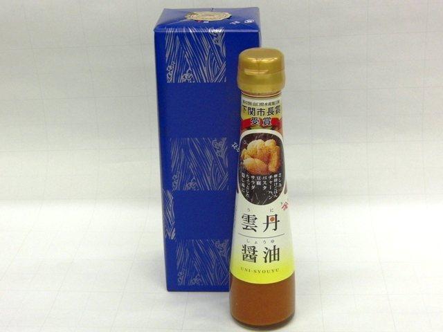 雲丹醤油1本箱入